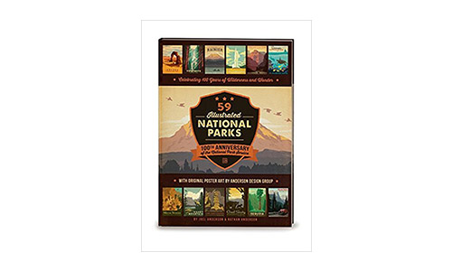 Hardcover for National Parks