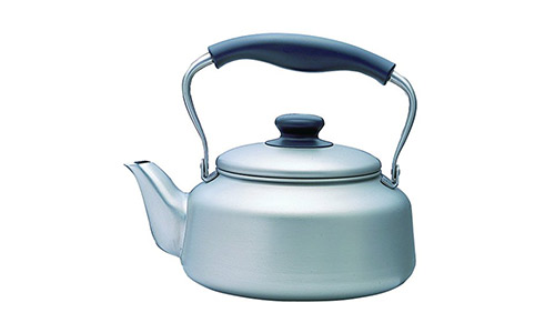 The Sori Yanagi Stainless Steel Kettle