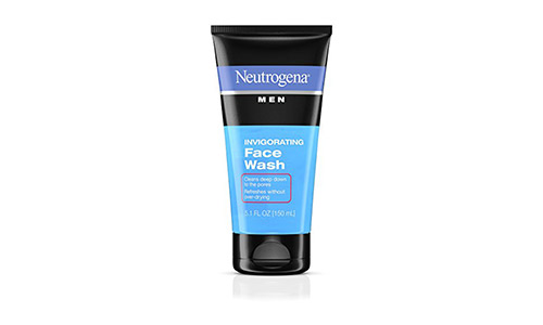 Neutrogena Men Foaming Face Wash