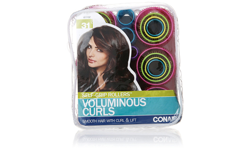 Conair Self-Grip Rollers, Assorted, 31 Count: