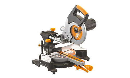 Evolution Power Tools Compound Sliding Miter Saw
