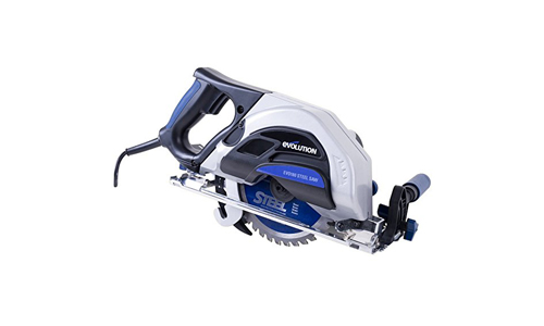 Evolution Steel Cutting Circular Saw