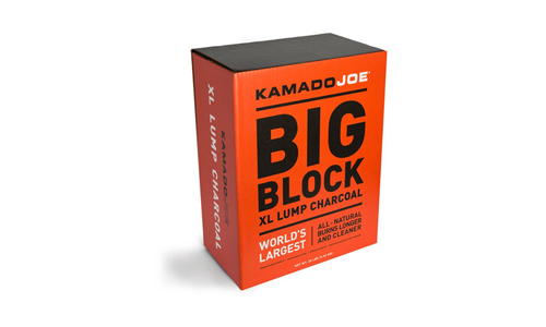 Kamado Joe presents Premium Quality KJ-CHAR Lump Charcoal