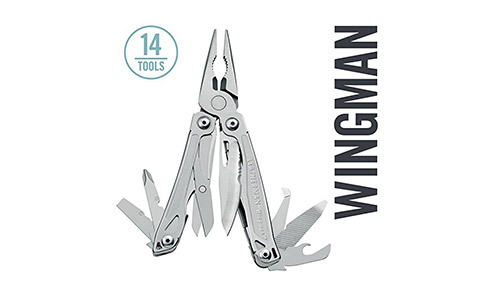 The Leatherman Wingman Multi-tool