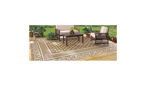 Guide Gear Reversible Outdoor Rug