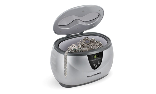 MAGNASONIC Professional Ultrasonic Jewelry Cleaner (MGUC500)
