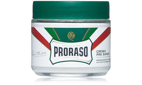 Proraso presents Refreshing and Toning Pre-Shave Cream 3.6oz