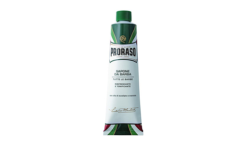 Proraso presents Refreshing and Toning Shaving Cream 5.2oz