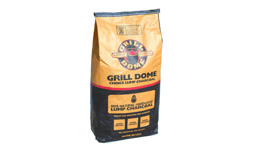 GRILL DOME presents Choice Lump Charcoal CCL-20