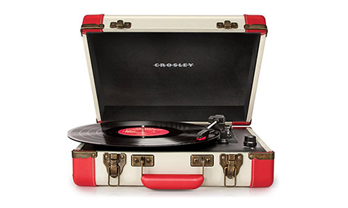 The Crosley USB Turntable