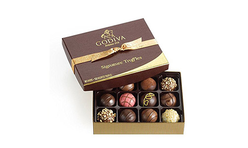 The GODIVA Chocolatier