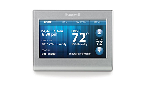 Honeywell Smart Wi-Fi Color Thermostat