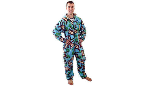 Adult Onesie Non-Footed by FOREVER LAZY