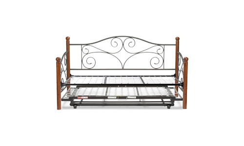 Fashion Bed Group Doral Complete Metal Daybed