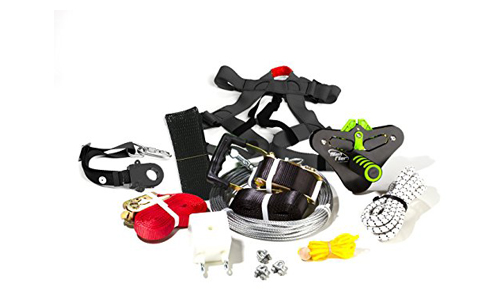 Alien flier X2 H200 Zip line kit: