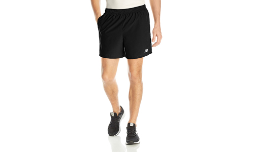 New Balance presents 7-inch Accelerate Running and Workout Shorts