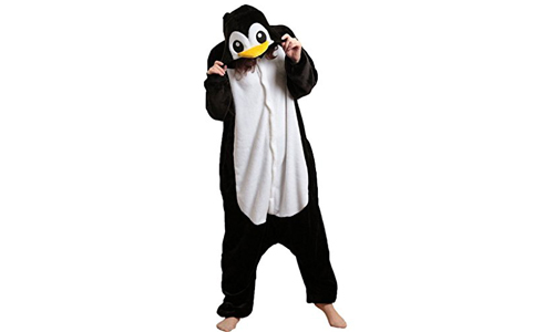 Penguin Kigurumi Onesies Homewear Cosplay by iNewbetter