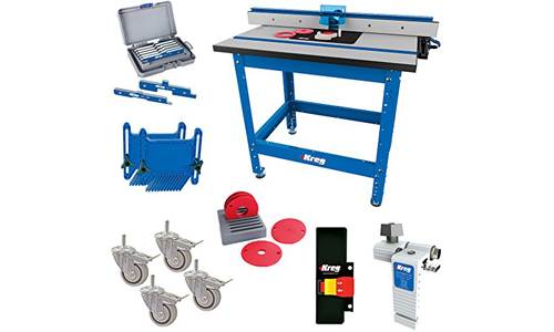 Kreg PRS1045 router table