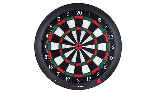 Gran board 2 Bluetooth electronic dartboard.