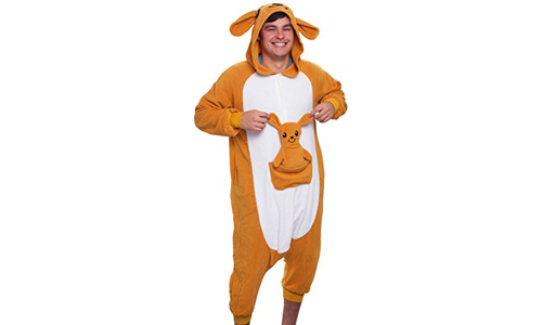 Kangaroo Adult Animal Onesies by SILVER | LILLY