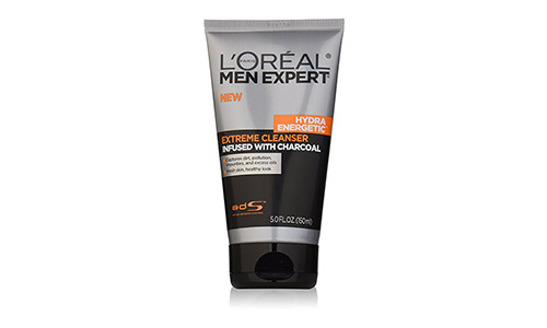 L'Oréal Paris Charcoal Cream Cleanser