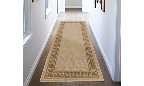 Ottomanson Natural Greek Mat Rug