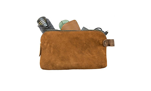 Large all-purpose Dopp kit utility bag