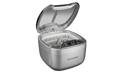 MAGNASONIC-Professional Ultrasonic Jewelry Cleaner.