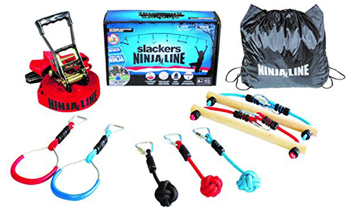 Slacker ninja line 36' intro kit: