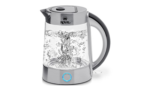 Royal Electric Glass Kettle