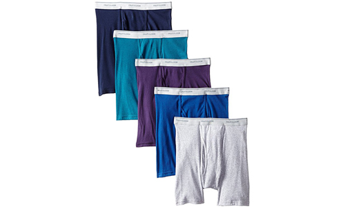 Fruit of the Loom No Ride Up Boxer Brief