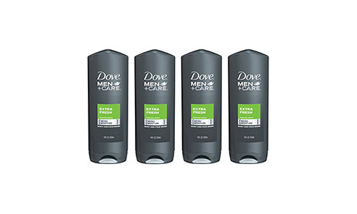Dove Body and Face Wash