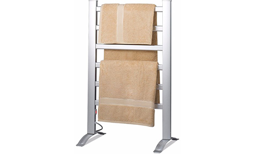 KNOX ALUMINIUM TOWEL WARMER RACK