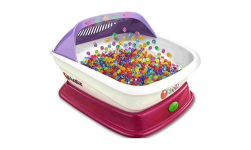 Orbees presents Vibrating Spa Playset with 2200 Orbeez Included