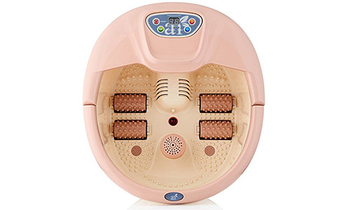 Premium Quality Foot Spa Massager with Temperature Control by ArtNaturals