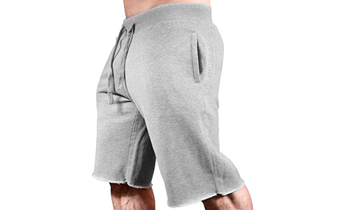 Monsta Clothing Co. presents HRD LVN Classic Men's Workout Shorts