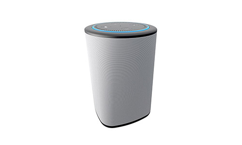 The VAUX Cordless Home Speaker + Portable Battery for Amazon Echo Dot Gen 2