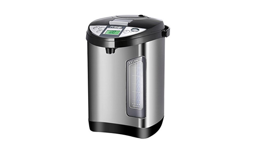 Preup 3.5 Liter Electric Water Boiler and Warmer Preup Stainless Steel Electric Hot Water Dispenser1 Gallon Thermo Pot