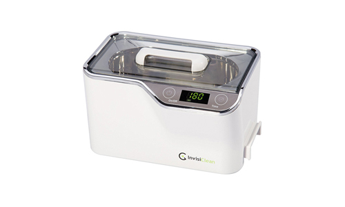 INVISICLEAN-Elite Ultrasonic Jewelry Cleaner - Professional Quality Cleaner