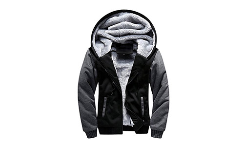 MANLUODANNI Men's Jacket Coats