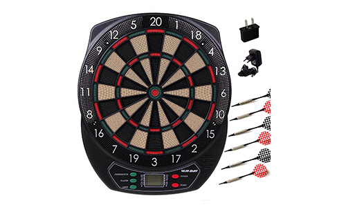 WIN.MAX electronic sift tip dartboard.