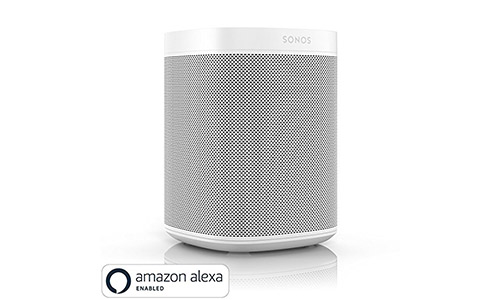 The All-New Sonos One Smart Speaker