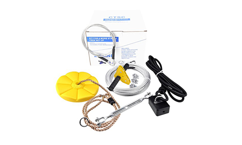 95 foot zip line kits: