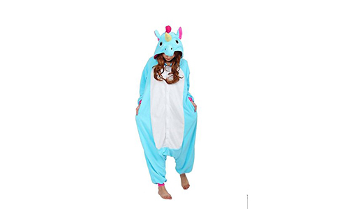 Unicorn Adult Unisex Onesie by UBeauty