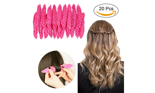 Sponge Flexible Foam Hair Curlers: