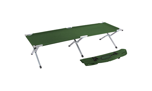 Trademark Innovation Folding Camping Bed & Cot