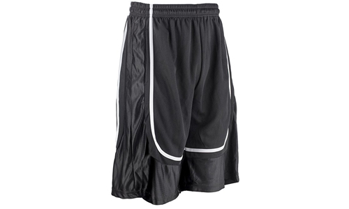 Better Wear presents Mesh Design Basketball Activewear Shorts for Men