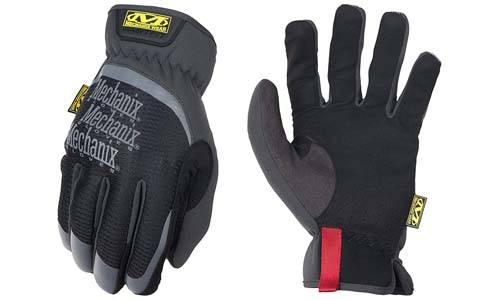 Mechanix Wear 185184 Slip-On Elastic Fast Fit Gloves