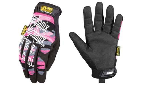 Mechanix Wear - Women's Original Pink Camo Gloves