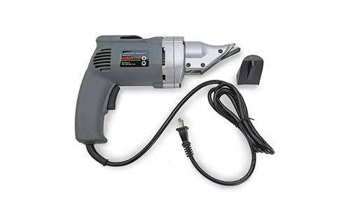 Thermopowers Electric Head Metal Cutting Shear 18 14 Gauge Steel Cutter Snip Power Tool